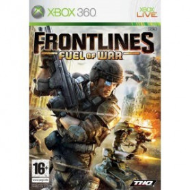 Used Xbox 360 Frontlines Fuel of War