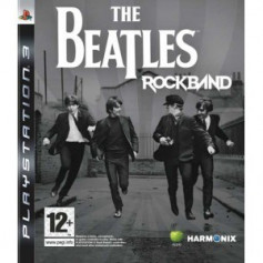 Used PS3 The Beatles Rock Band