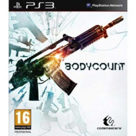 Used PS3 Bodycount