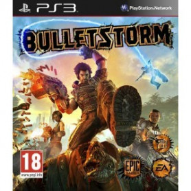Used PS3 Bulletstorm