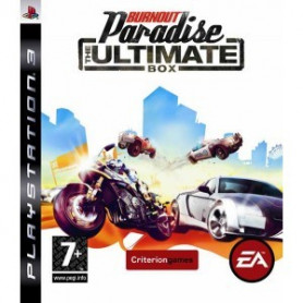 Used PS3 Burnout Paradise The Ultimate Box