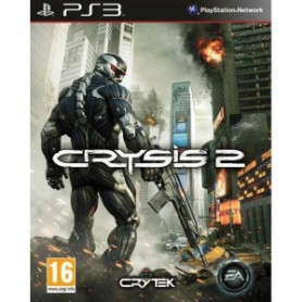 Used PS3 Crysis 2