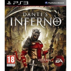 Used PS3 Dantes Inferno