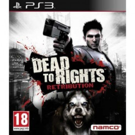 Used PS3 Dead to Rights Retribution