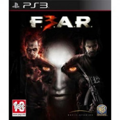 Used PS3 FEAR 3