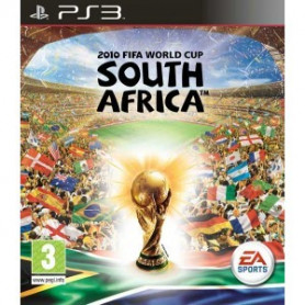 Used PS3 2010 FIFA World Cup South Africa