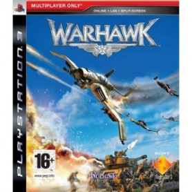 Used Ps3 Warhawk