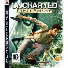 Ps3 Uncharted Drakes Fortune Pre Owned