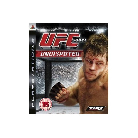 Used Ps3 Ufc 2009 Undisputed