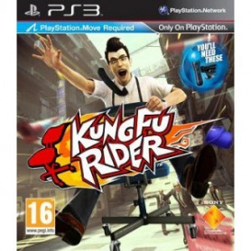 Used Ps3 Kung Fu Riders (Ps3 Move)