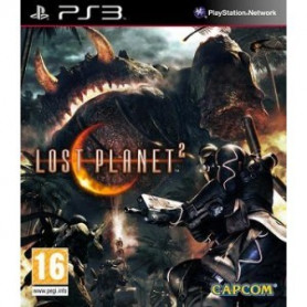 Used Ps3 Lost Planet 2