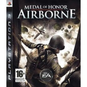 Used Ps3 Medal Of Honor Air Borne