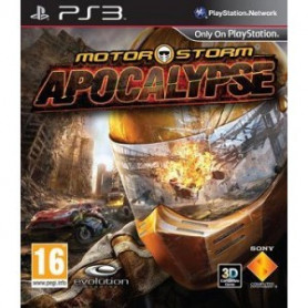 Used Ps3 Motor Storm Apocalypse