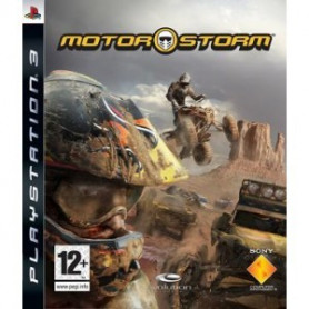 Used Ps3 Motostorm