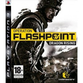 Used Ps3 Operation Flashpoint: Dragon Rising