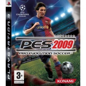 Used Ps3 Pro Evolution Soccer 09