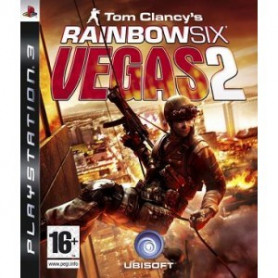 Used Ps3 Rainbow Six Vegas 2