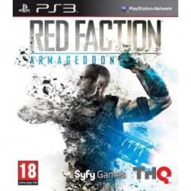 Used Ps3 Red Faction Armageddon