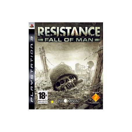 Used Ps3 Resistance Fall Of Man
