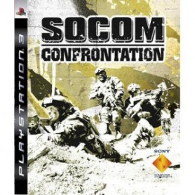 Used Ps3 Socom: Confrontation