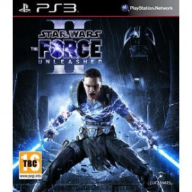 Used Ps3 Starwars Force Unleashed 2