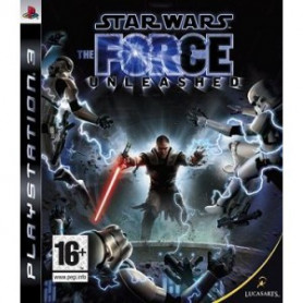 Used Ps3 Starwars The Force Unleashed