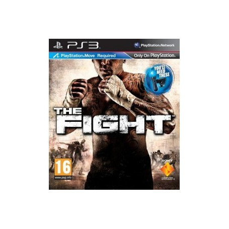 Used Ps3 The Fight