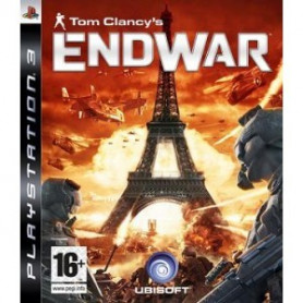 Used Ps3 Tom Clancys End War