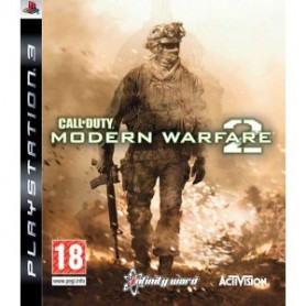 Used PS3 Modern Warfare 2