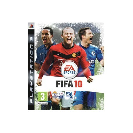 Used PS3 FIFA 10