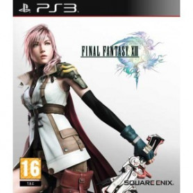 Used PS3 FINAL FANTASY XIII