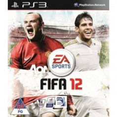Used PS3 FIFA 12