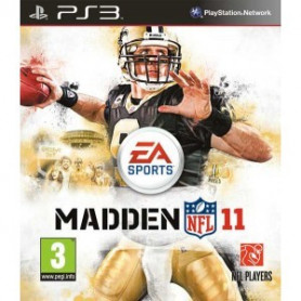 Used PS3 Madden NFL 11