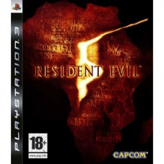Used PS3 Resident Evil 5