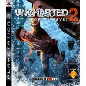 Used Ps3 Uncharted 2: Among Thieves