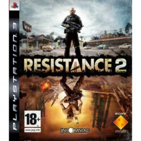Used PS3 Resistance 2