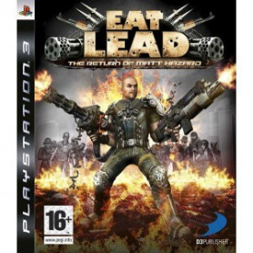 Used PS3 Eat Lead