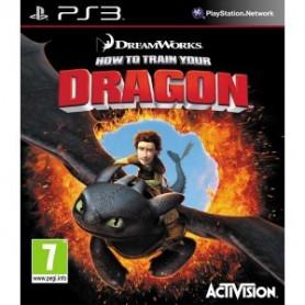 Used PS3 How to Train Your Dragon
