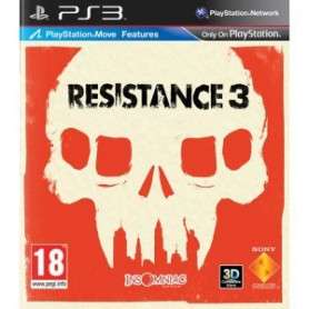 Used PS3 Resistance 3