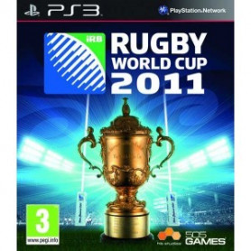 Used PS3 Rugby World Cup 2011