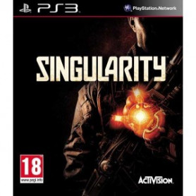Used PS3 Singularity
