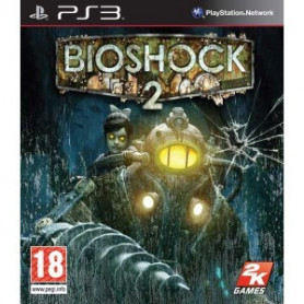 Used PS3 BioShock 2