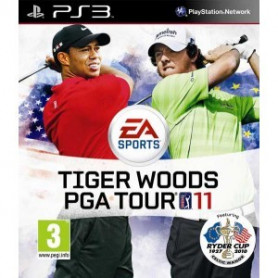 Used PS3 Tiger Woods PGA TOUR 11