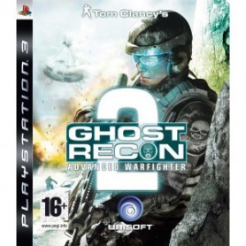 Used PS3 Ghost Recon Advanced Warfighter 2