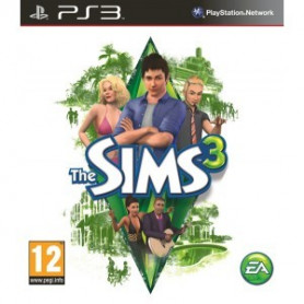 Used PS3 The Sims 3