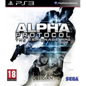 Used PS3 Alpha Protocol