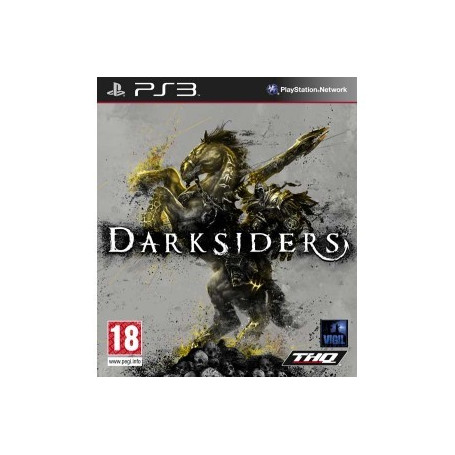 Used PS3 Darksiders