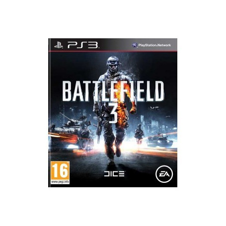 Used PS3 Battlefield 3