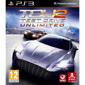 Used PS3 Test Drive Unlimited 2
