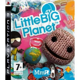 Used PS3 LittleBigPlanet